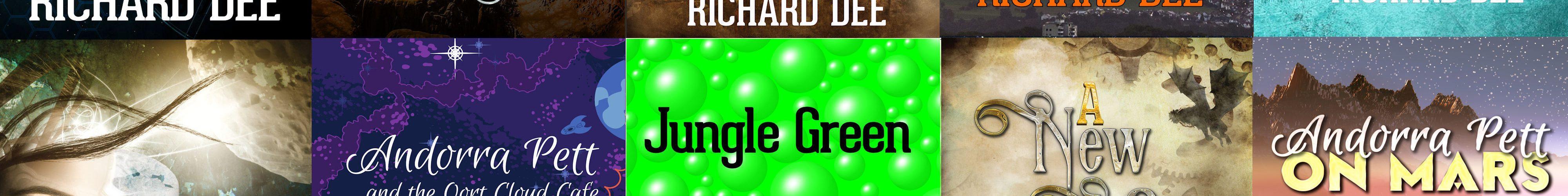 Richard Dee's Books