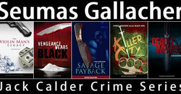 Jack Calder Series of Novels