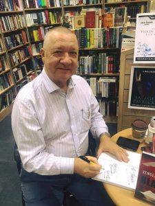Seumas Gallacher - Author