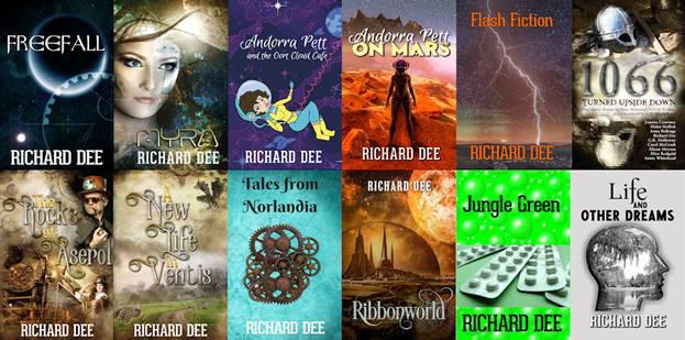 Richard Dee Books